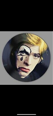 "David Bowie ""Silly Boy Blue"" 2020 Ltd Edt 7"" Picture Disc Vinyl - In Stock"