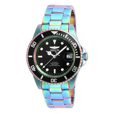 Invicta Pro Diver 26600 Men's Irredescent Automatic 40mm case Watch