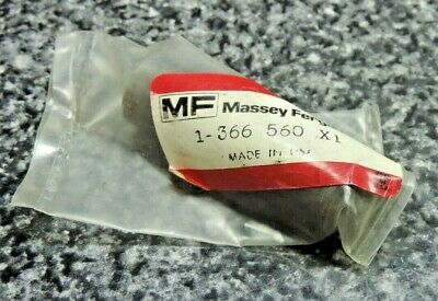 Massey Ferguson Ski Whiz Snowmobile 70's Ski Assembly Spacer 1-366 560 X1 NOS