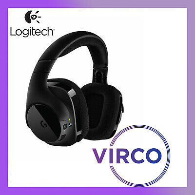 NEW Logitech G533 DTS 7.1 Surround Wireless Gaming Headset 981-000636 Microphone