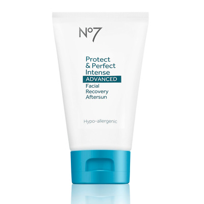 No. 7 Protect & Perfect Intense Advanced Facial Recovery Aftersun 50 ml - New