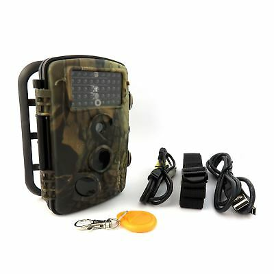 Ixium iXC7 Chasse Caméra Trail Scoutisme Vie Sauvage Vision Nocturne Ir Coupe