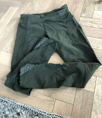 Lululemon Tight Stuff 3/4 length pants size 4 (UK 8)