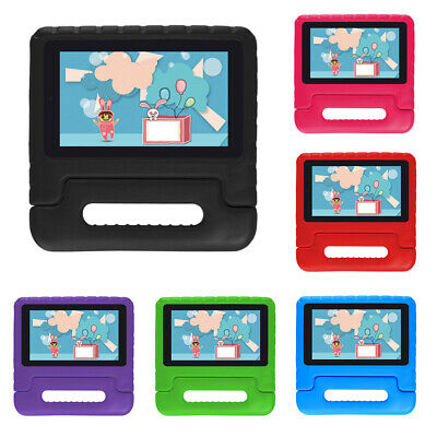 ✅Kids Safe Handle Cover Stand Case EVA For Amazon Kindle Fire HD 8 2017/2016 Gen