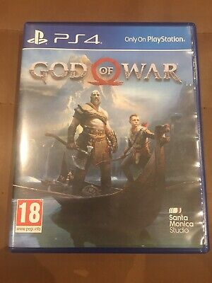 God of War ( sony playstation 4 PS4) fast 1st class shipping