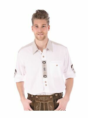 Orbis Traditional Shirt Rustic Roll-Up Sleeves ben Weiss-Natur