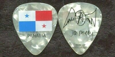 AEROSMITH 2011 Road Tour Guitar Pick!!! JOE PERRY custom concert stage PANAMA