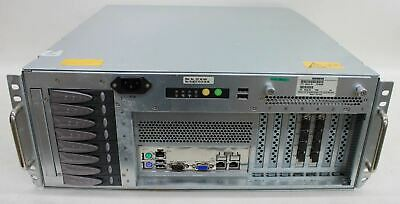 SIEMENS 10498024 Recon III MRI Xeon E5620 2.4GHz 24GB RAM 279.3 SCSI Rack Server