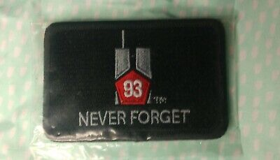 NEW 5.11 Tactical Limited Edition 9/11 Never Forget Morale Patch 511