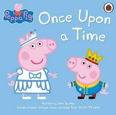 Peppa Pig: Once Upon a Time by Peppa Pig 9780241261323 | Brand New