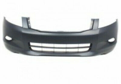Front Bumper Cover For 94-95 Honda Accord w// fog lamp holes Primed