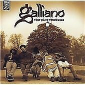 GALLIANO The plot thickens   CD ALBUM    NEW - NOT SEALED