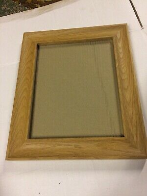 Solid Oak Photo Frame 8x10 Brand New Ideal Christmas Gift Quality Wood