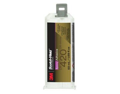 3M DP420 Epoxy Adhesive - Off-White