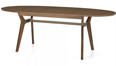 Made Com Jenson 8 10 Seat Extending Dining Table Solid Oak