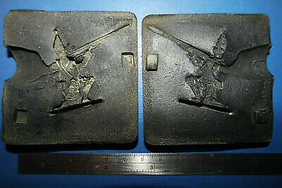 Prince August Casting Mould For Unknown Model Soldier (B)