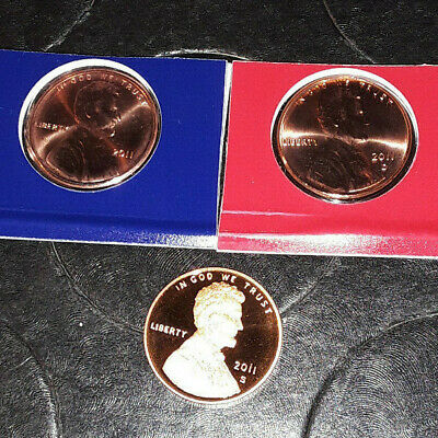 2019 P D S  Lincoln Cent Coin From Mint /& Proof Sets