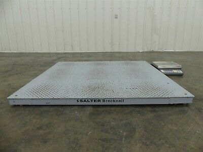 Avery Weigh-Tronix PC-905 Floor Scale Cap: 50lb (H4703)