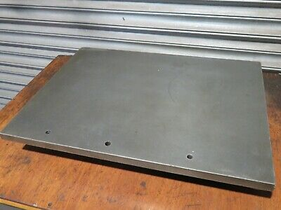 "24"" x 18"" Cast Iron Surface Table Plate Includes VAT & Delivery"