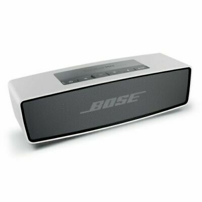 Bose SoundLink Mini II Wireless Portable Speaker - Carbon