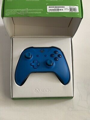 Xbox One Wireless Controller - Blue. Batch
