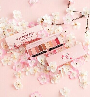 ETUDE HOUSE: Play Color Eye Shadow* Cherry Blossom
