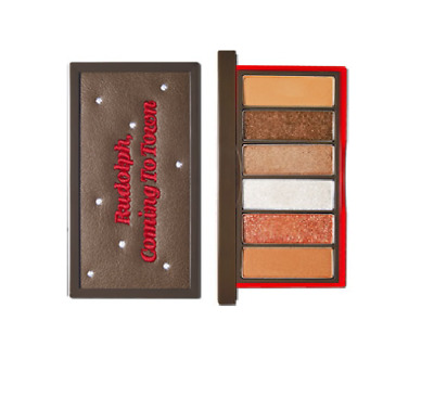 Etude House Play Color Eyes Mini Rudolph, Pulling The Sleigh Special Edition