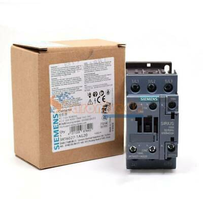 1PC Siemens 3RT6027-1AG20 AC110V Contactor New In Box
