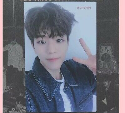 Stray Kids I am you Seungmin photocard OFFICIAL