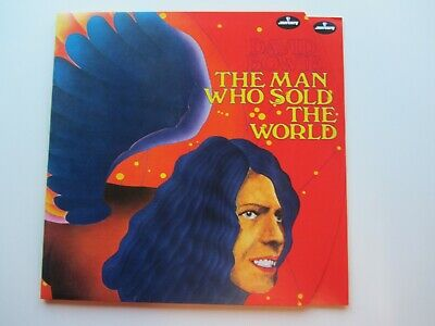David Bowie   The Man Who Sold The World  German Lp   White Vinyl