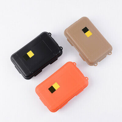 ABS Plastic Outdoor Shockproof Sealed Waterproof Storage Case Tools Dry Box CA