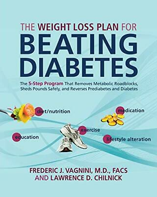 The Weight Loss Plan for Beating Diabetes: The 5-Step Program That Removes Metab