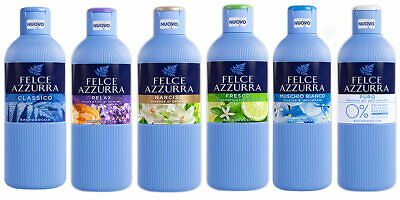 PAGLIERI Felce Azzurra Badeschaum DREAM SET 6x 650ml