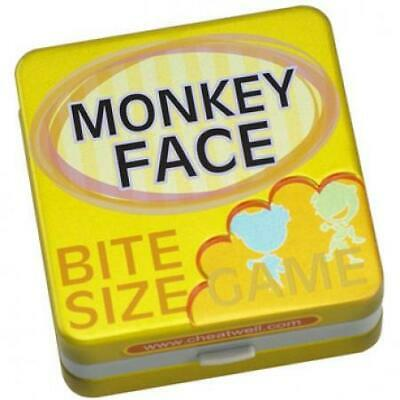 Monkey Face Pocket Game Childrens Stocking Filler Present Playing Cards