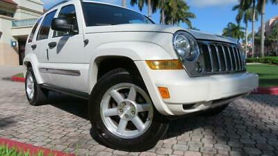 2005 Jeep Liberty Limited 2005 Jeep Liberty Limited 4x4 4 Wheel Drive Leather Rust Free Clean Carfax Nice!