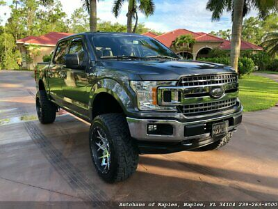 2018 F-150 Limited Tuscany 2018 Ford F-150 Limited Tuscany Automatic 4-Door Truck