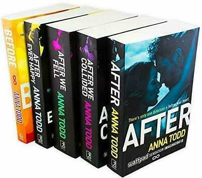 After Series Set (Book 1-7) by Anna Todd EB00K