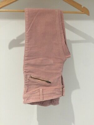 Next Girls Pink Cords Age 12