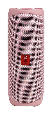 JBL Flip 5 Speaker Bluetooth Waterproof Wireless Pink Soundbox USB