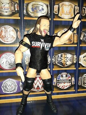 Custom Mattel Elite WWE NXT Adam Cole Figure