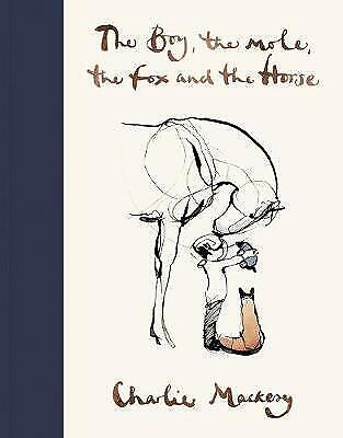 The Boy, The Mole, The Fox and The Horse - 9781529105100