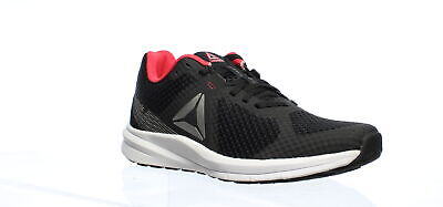 Reebok Womens Endless Road Black/Grey/Pink Running Shoes Size 9