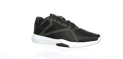 Reebok Mens Flexagon Force 2.0 Black Cross Training Shoes Size 8.5