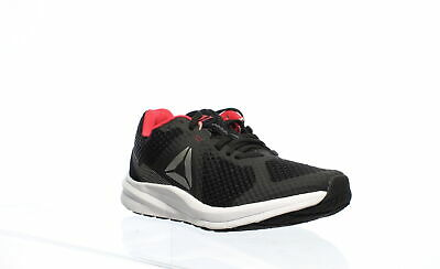 Reebok Womens Endless Road Black/Grey/Pink Running Shoes Size 6.5