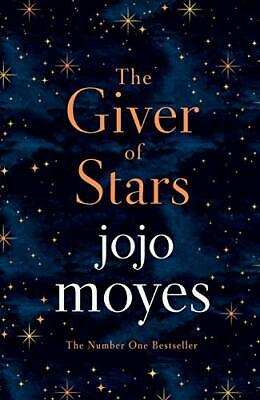 Giver of Stars by Moyes  New 9780718183202 Fast Free Shipping--