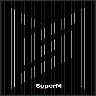 SuperM - SuperM The 1st Mini Album `SuperM' (NEW CD)