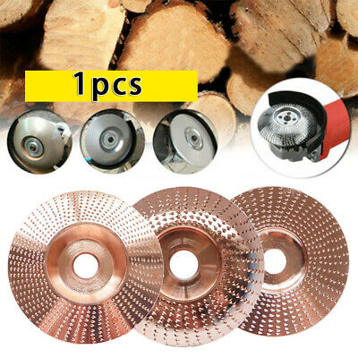 Angle Grinder Polishing Disc Grinding Wheel Shaping Carving/Woodwork Tool 1pcs