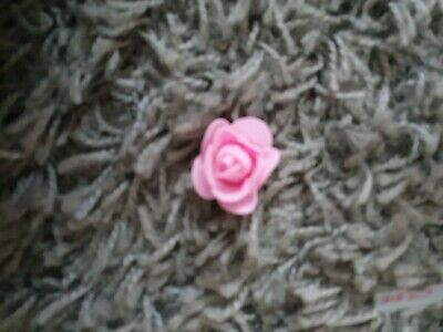Craft rose buds pink 300