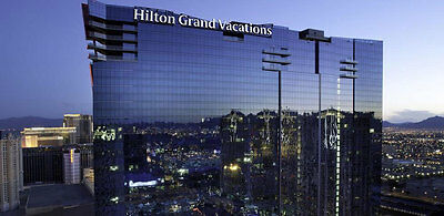 Hilton Grand Vacation Club Elara,  4,800 Hgvc Points, Annual, Timeshare, Deeded