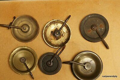 Selection of 30 hour Longcase Clock Pulleys